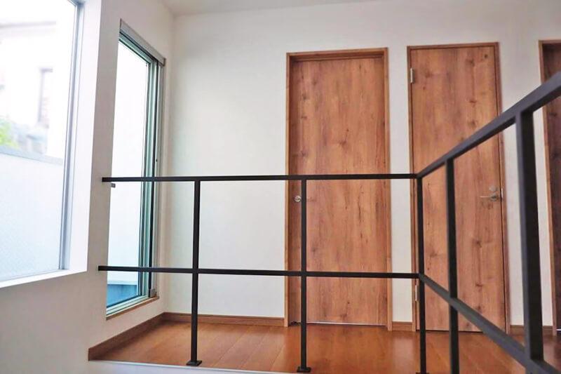 高槻市日吉台の施工事例_2階フロア1