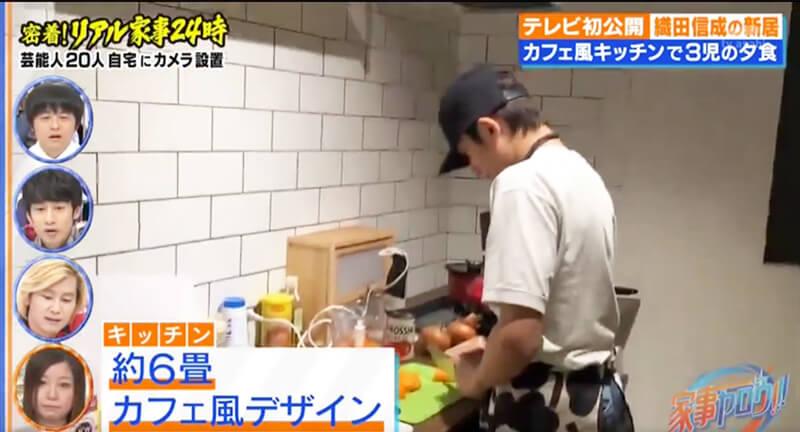 イロタスがリノベーションしたキッチンがテレビに!3