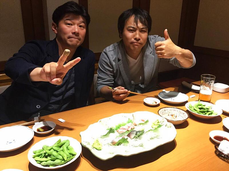 ベトナムで食べる日本料理
