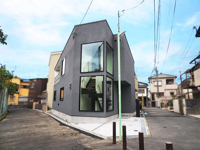 豊中市上野東の新築物件の外観1