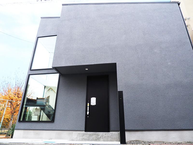 豊中市上野東の新築物件の外観2