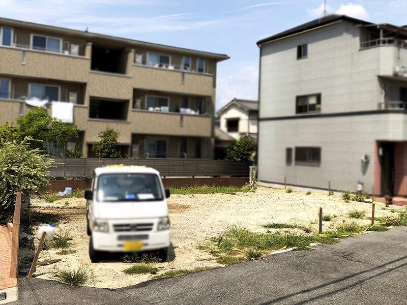 注文住宅を建てる土地