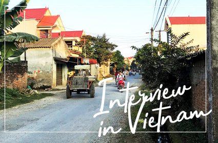 【外国人技能実習制度】ベトナムへ採用面接に行って来た!② NEW
